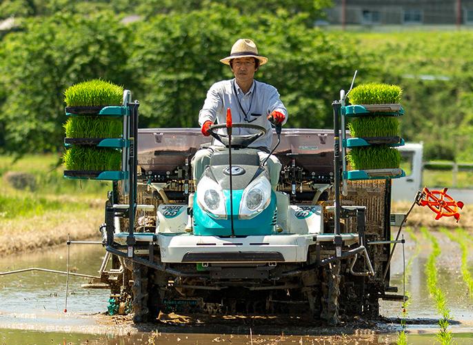 農地を守ることは日本を守ること。
