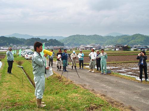 新規就農者への支援について