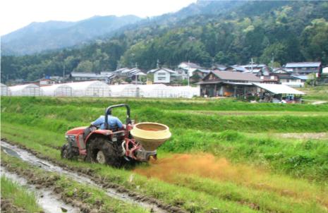 農家の高齢化と担い手の不足