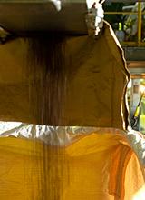 京の豆っこ肥料 製造工場